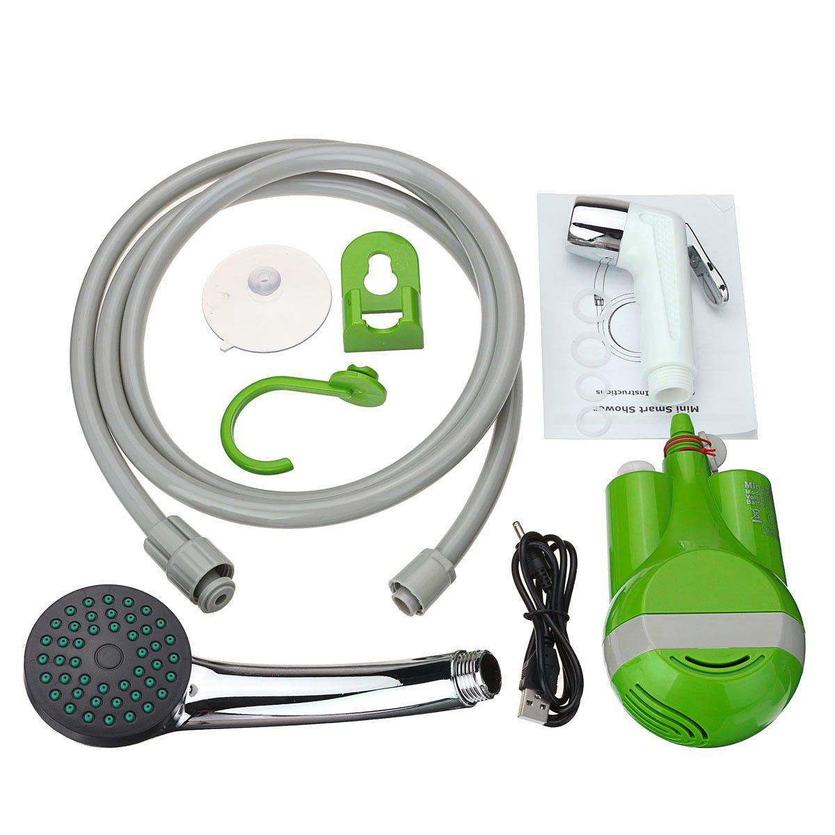 Portable USB Outdoor Shower