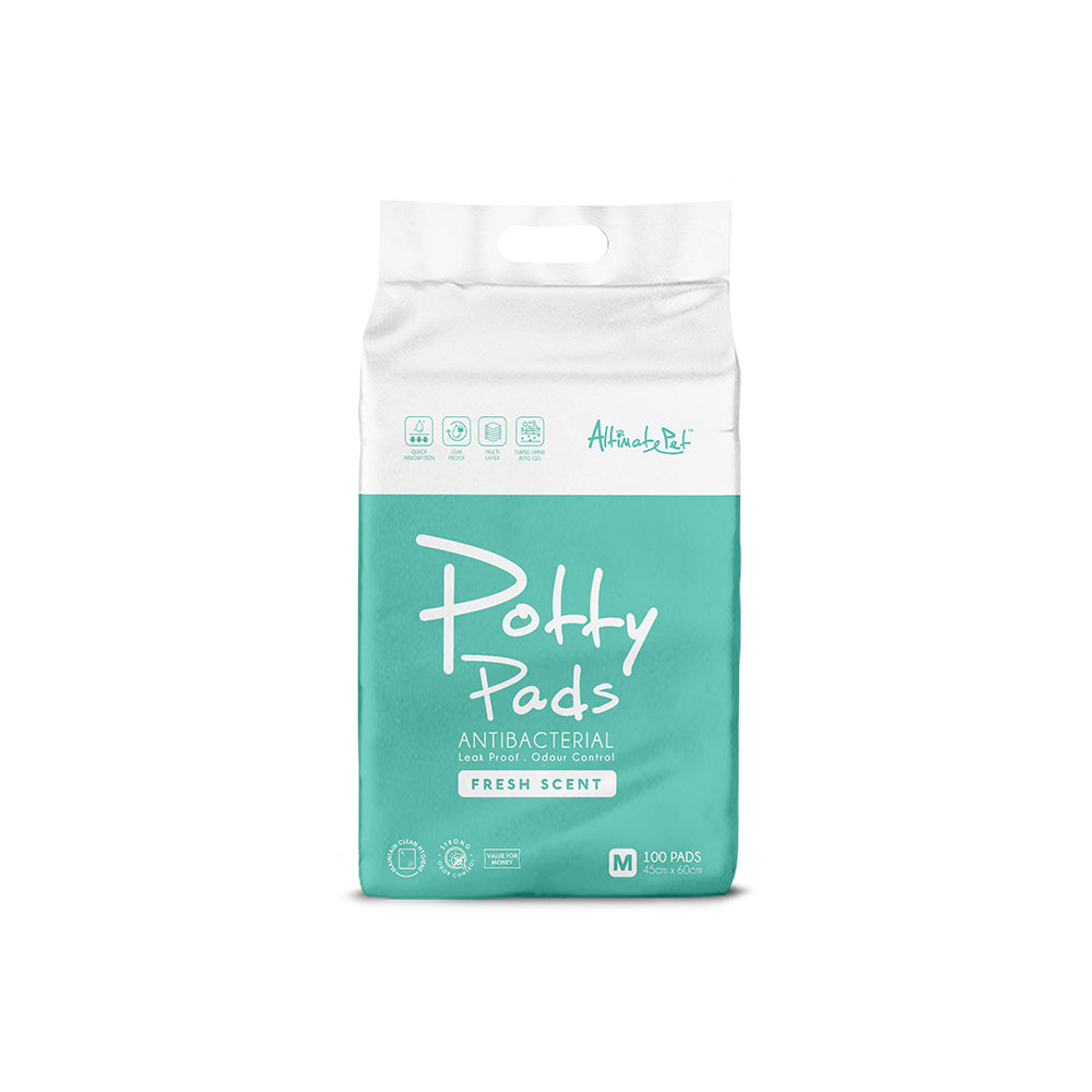 (Bundle Deal) Altimate Pet Potty Pad Antibacterial Pee Pad
