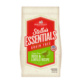 Stella & Chewy's Stella's Essentials Duck & Lentils Grain-Free Dry Dog Food