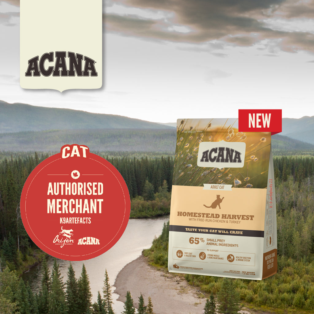 ACANA Classics Homestead Harvest Chicken & Turkey Cat Dry Food