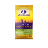 Wellness Complete Health Grain Free Kitten Deboned Chicken & Chicken Meal Dry Cat Food 5.5lb