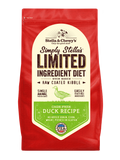Stella & Chewy's Limited Ingredient Diet Duck Raw Coated Grain-Free Dry Dog Food