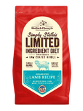 Stella & Chewy's Limited Ingredient Diet Lamb Raw Coated Grain-Free Dry Dog Food