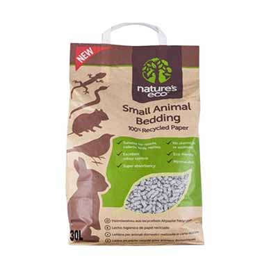 Nature's Eco Small Animal Bedding 30L