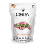 MEOW Wild Brushtail Grain-Free Freeze Dried Raw Cat Food