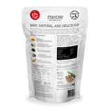 MEOW Wild Venison Grain-Free Freeze Dried Raw Cat Food