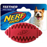 JEPetz - Nerf Dog Teether Football Red Small