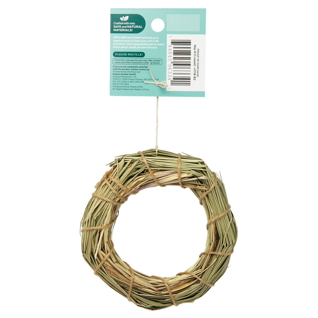 Oxbow Enriched Life Hay-O For Small Animals