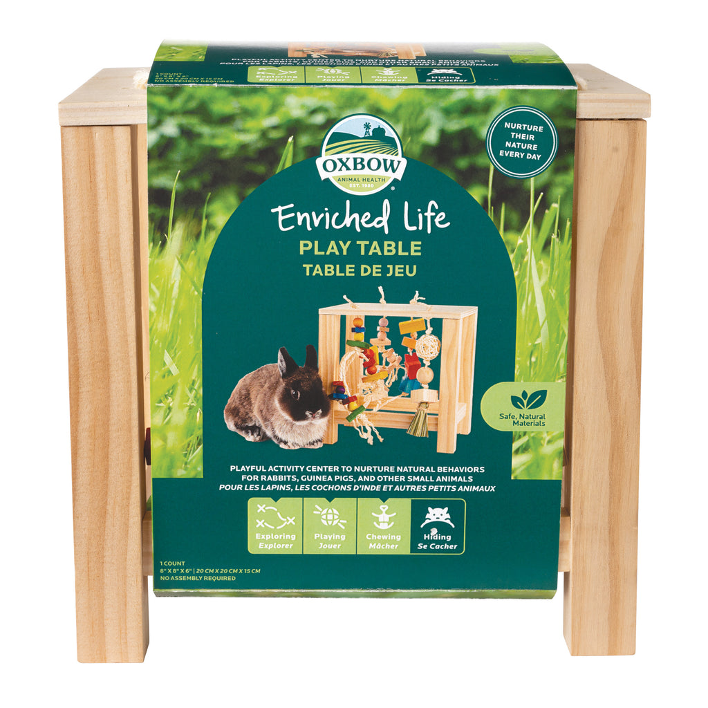 Oxbow Enriched Life Play Table For Small Animals