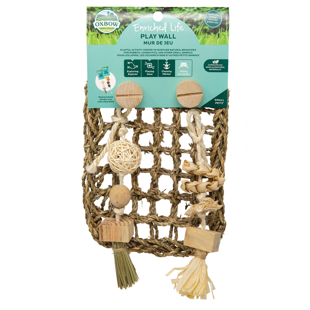 Oxbow Enriched Life Play Wall For Small Animals (Small)