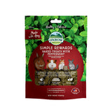 Oxbow Simple Rewards Baked Treats With Peppermint 3oz