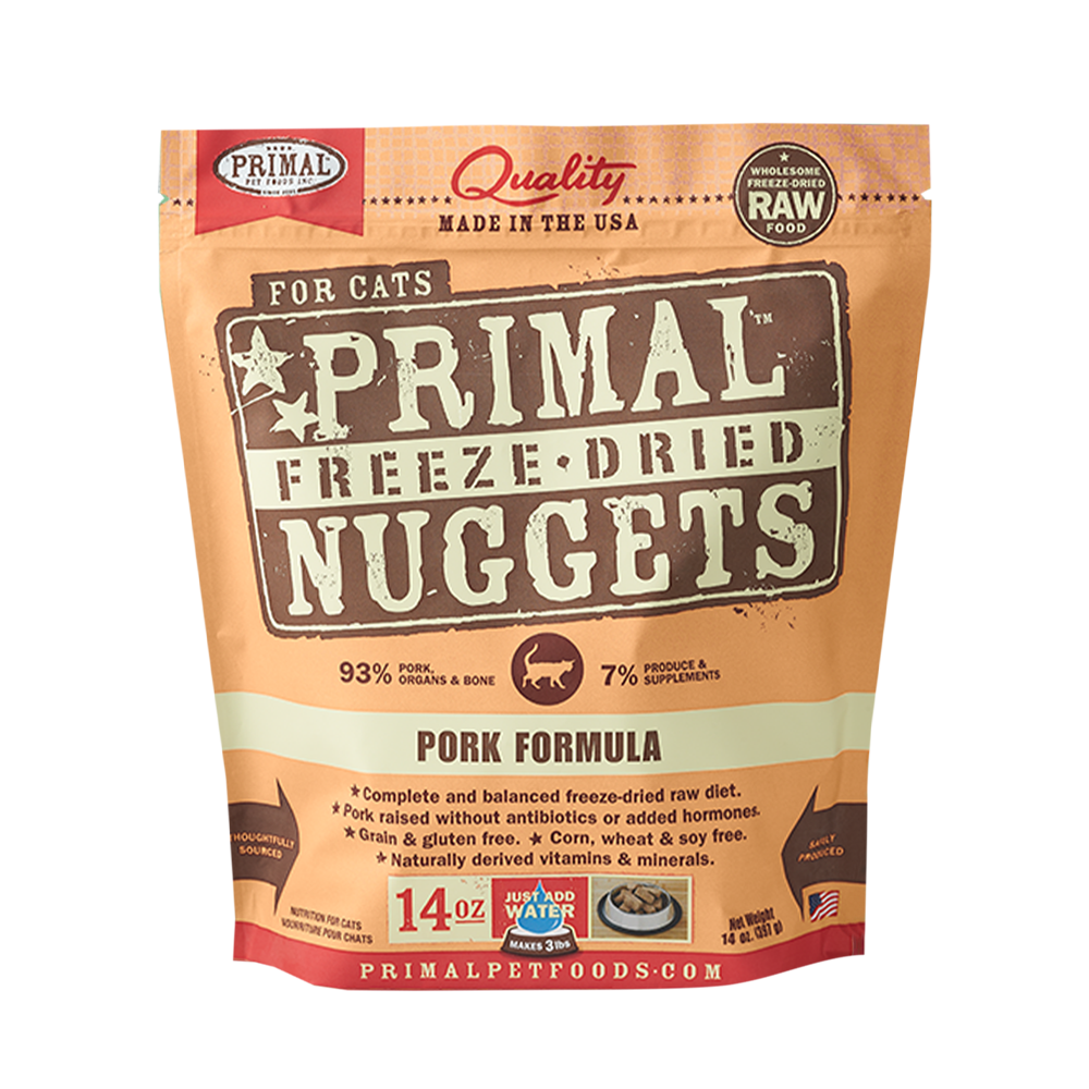 (Bundle Deal) Primal Freeze Dried Cat Food 14oz