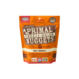 Primal Freeze Dried Beef Formula Grain Free Dog Food 5.5oz