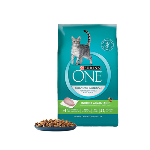 Purina One Indoor Advantage Cat Food
