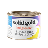 Solid Gold Indigo Moon Blended Tuna Recipe in Gravy Canned Cat Food 6oz