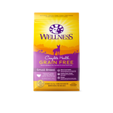 Wellness Complete Health Grain Free Small Breed Dry Dog Food