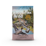 Taste of the Wild Lowland Creek Grain Free Dry Cat Food