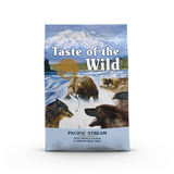 Taste of the Wild Pacific Stream with Smoked Salmon Grain Free Dry Dog Food