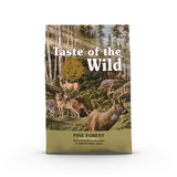 Taste of the Wild Pine Forest with Venison Grain Free Dry Dog Food