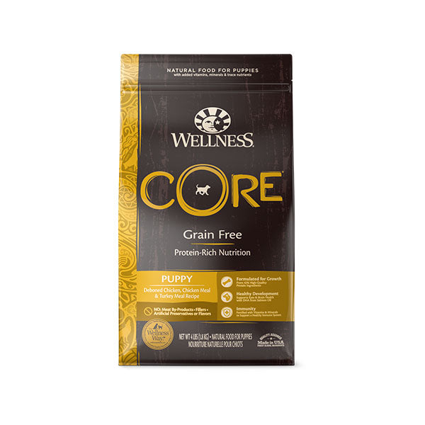Wellness CORE Puppy Dog Dry Food
