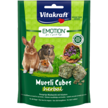 JEPetz - Emotion Muesli Cubes Herbal