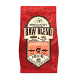 Stella & Chewy's Raw Blend Wild Caught Fish Grain-Free Dry Dog Food