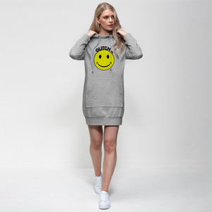 Glitch co.  Hoodie Dress
