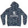 Glitch co. Camouflage Adult Hoodie