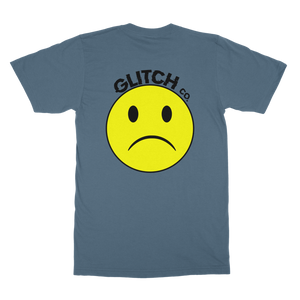 Glitch co. Emoji Rave  Adult T-Shirt