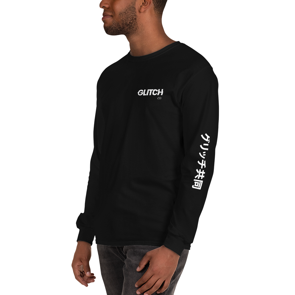Glitch co. Japan Long Sleeved T-shirt