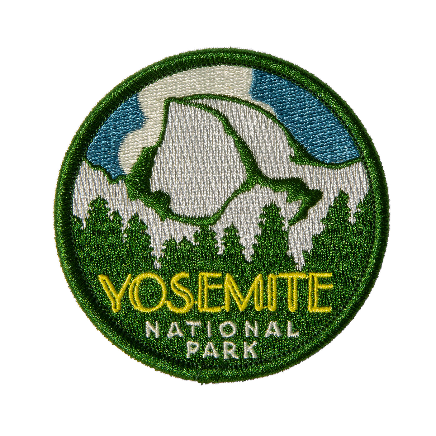 Yosemite National Park Patch