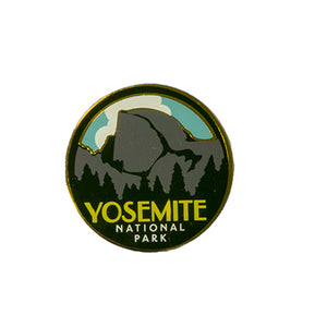 Yosemite National Park Lapel Pin