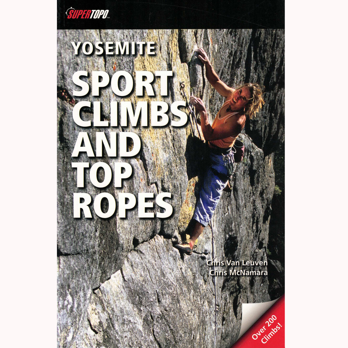 Yosemite Sport Climbs & Top Rop
