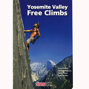 Yosemite Valley Free Climbs: Supertopo