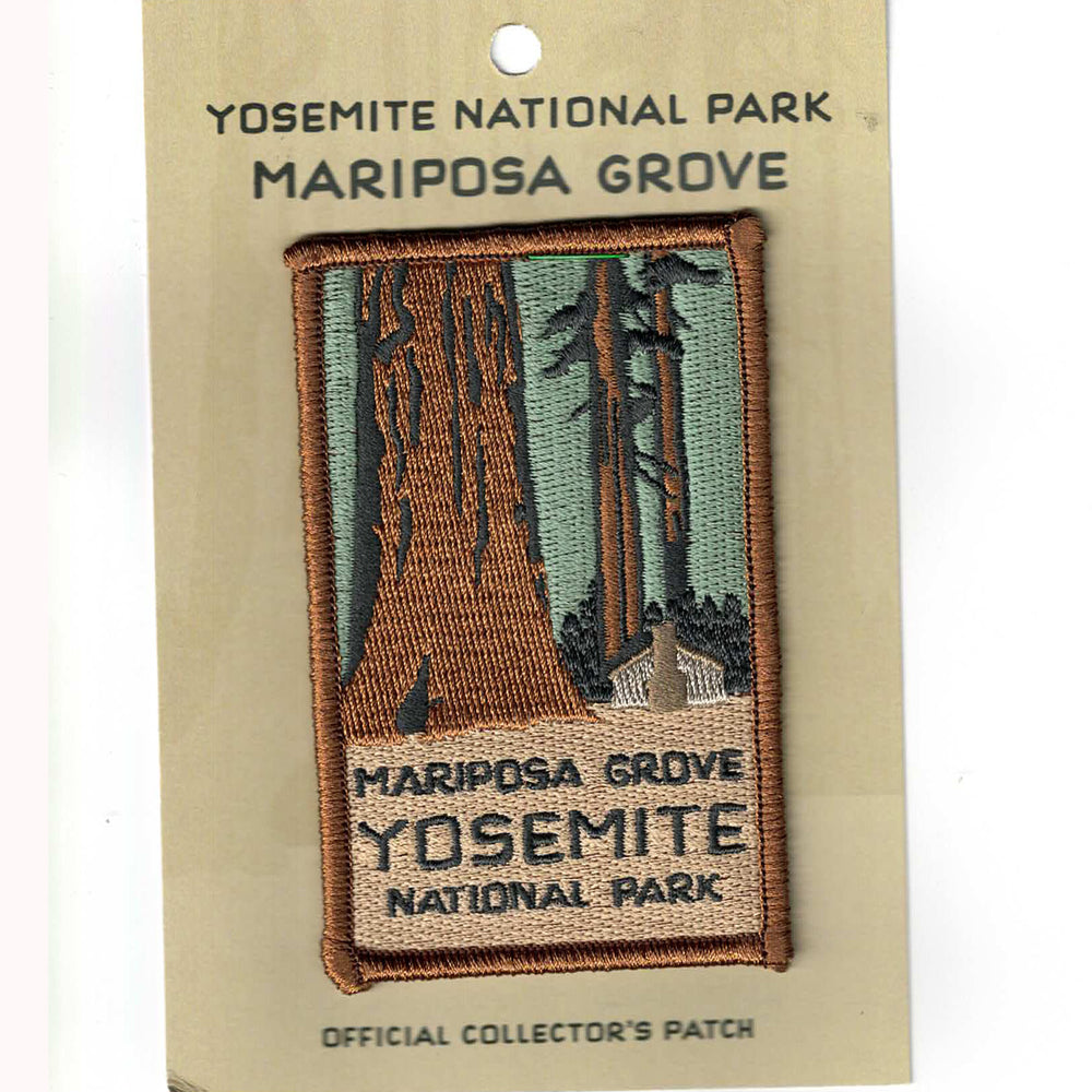 Mariposa Grove Patch