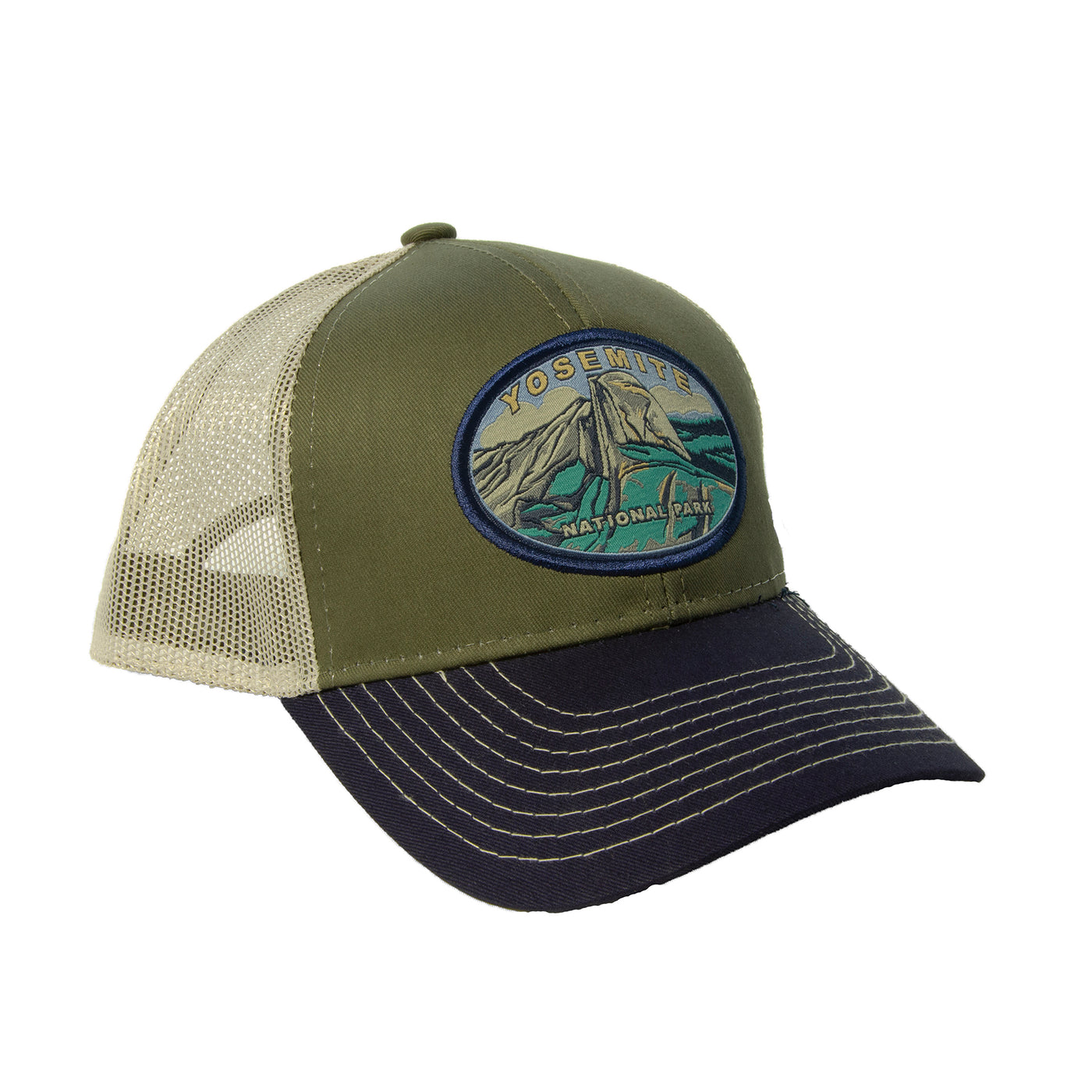 Yosemite National Park Patch Hat