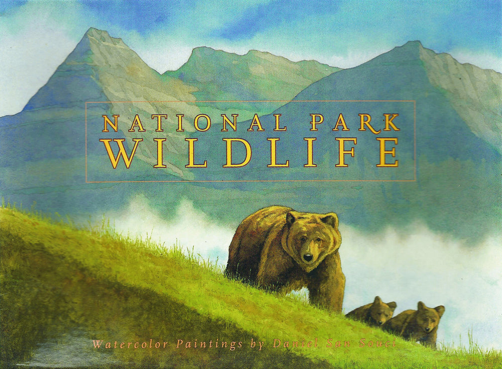 National Park Wildlife Notecards