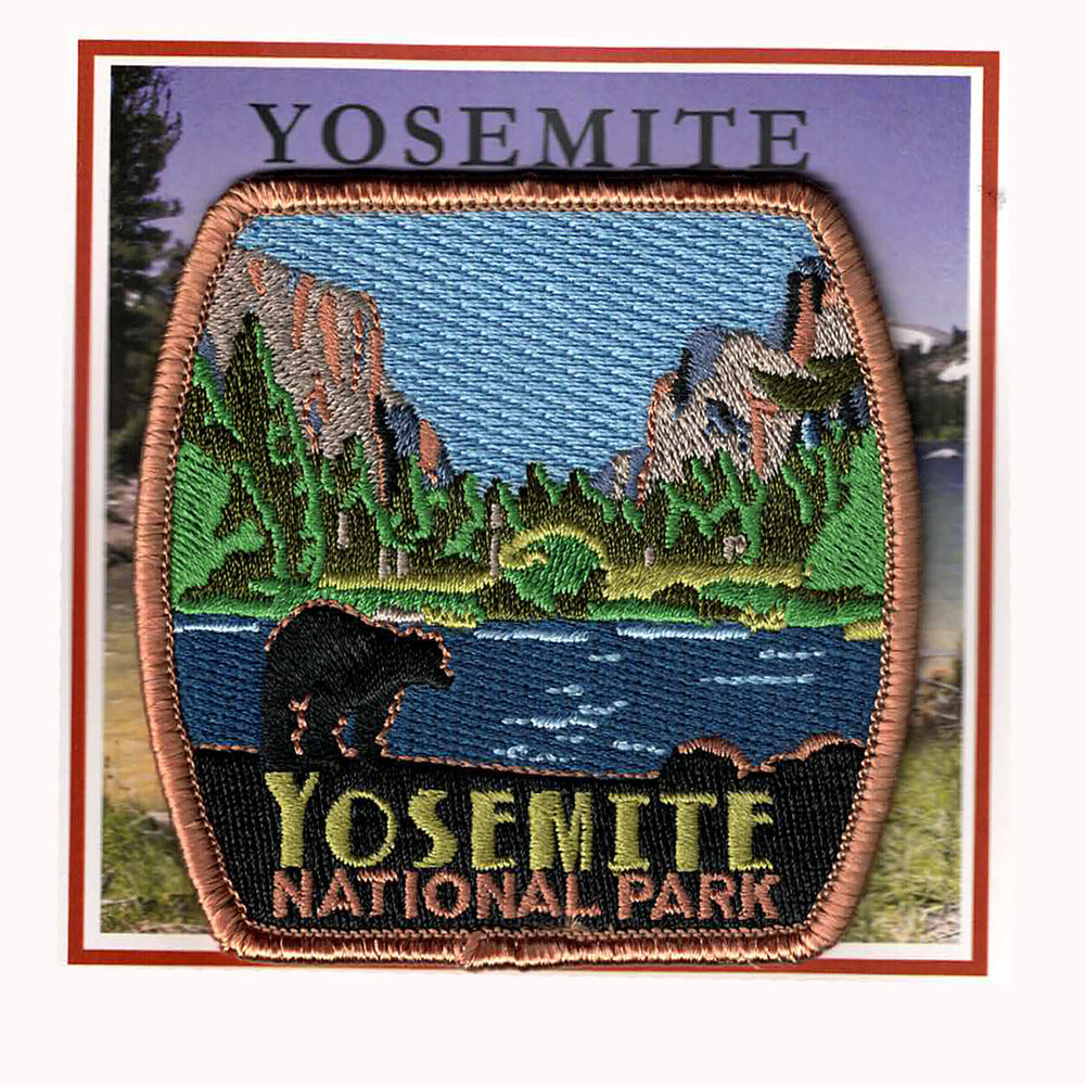 Yosemite Bear Patch