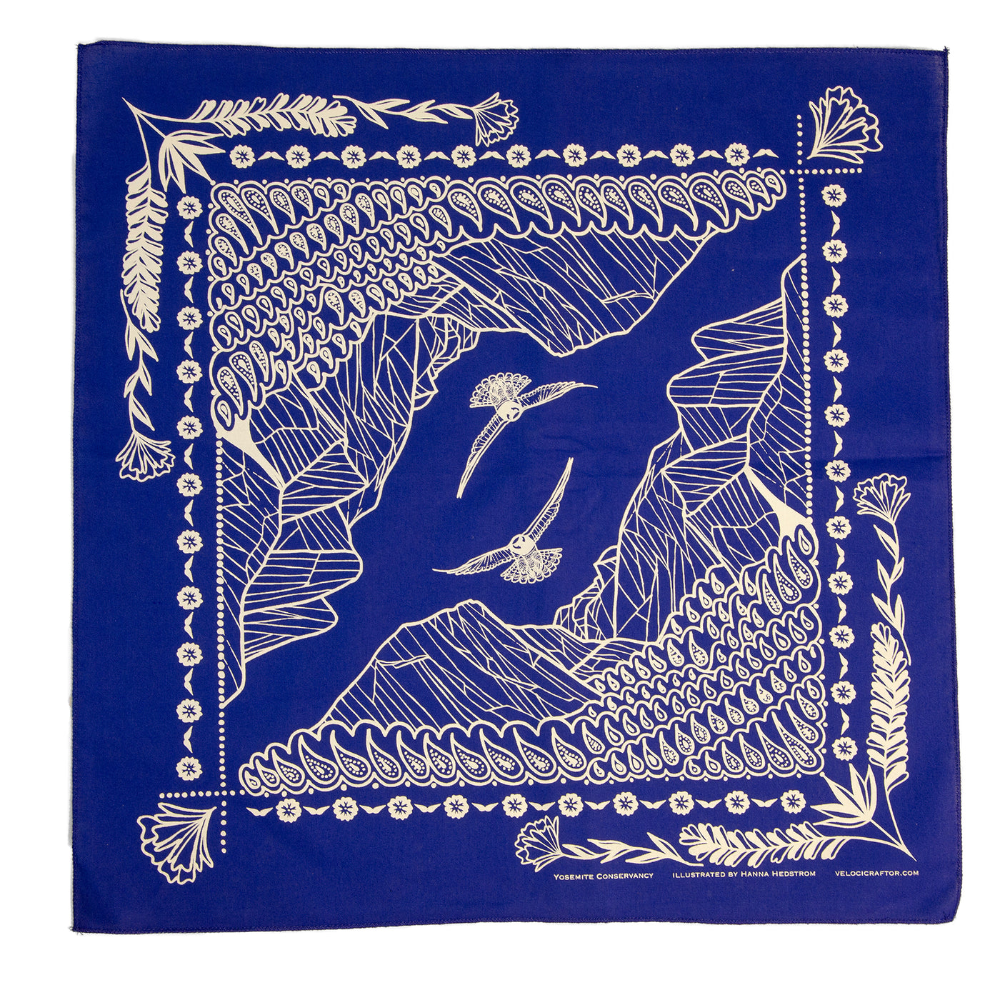Yosemite Valley Bandana