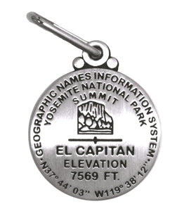 El Capitan Benchmark Zipper Pull
