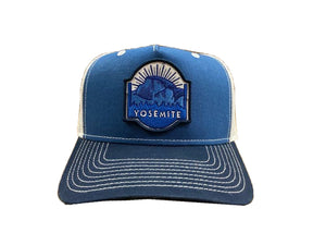 Hat: Half Dome Patch