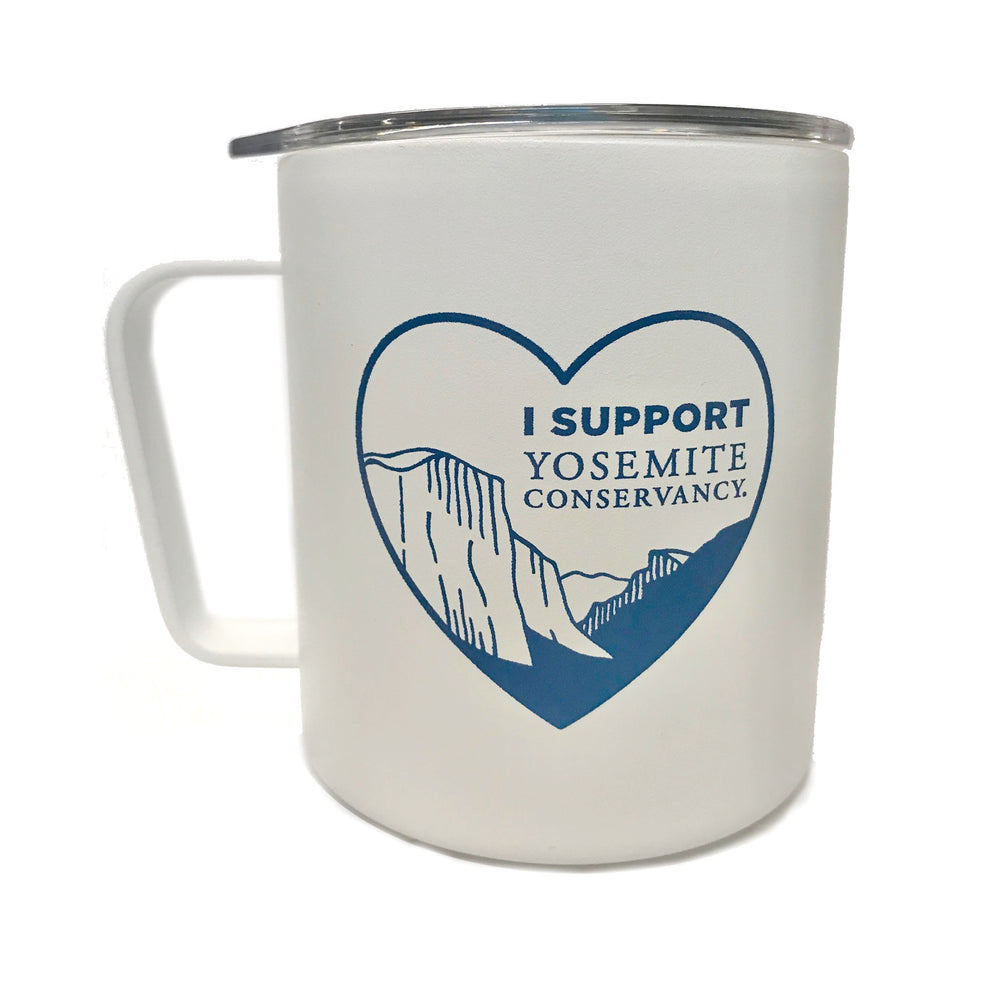 I Support Yosemite Conservancy Mug