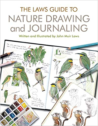 Laws Gd To Nature Drawing & Jo