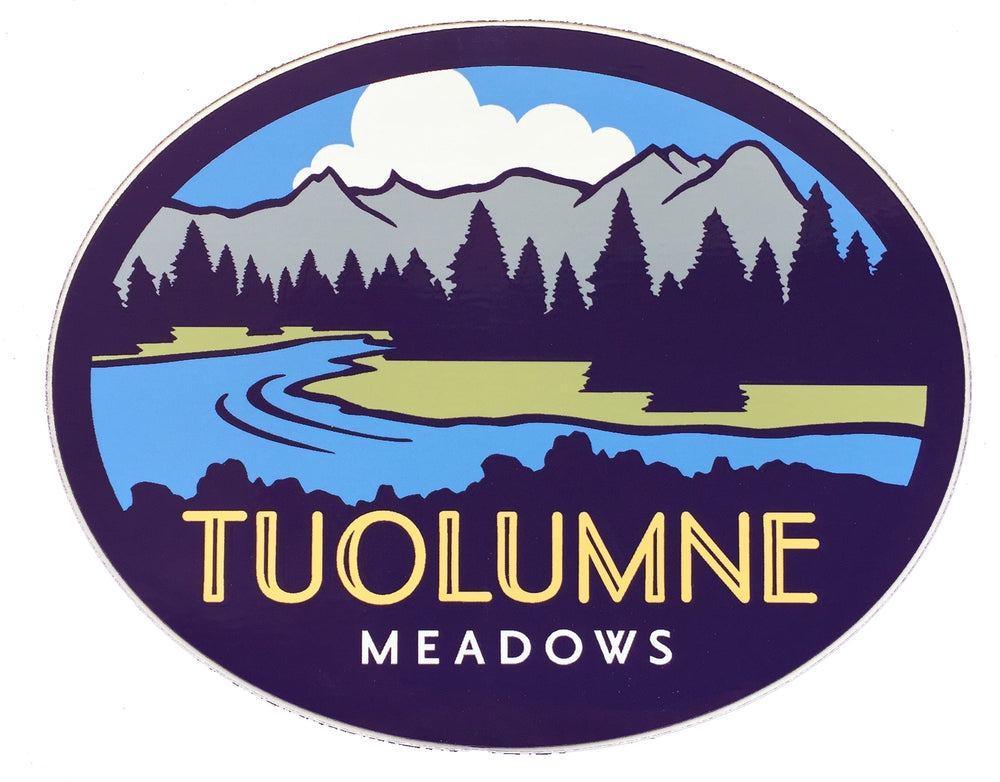 Tuolumne Meadows Pin