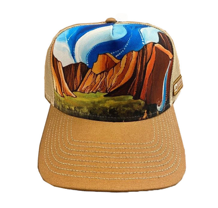 Hat: Yosemite Valley