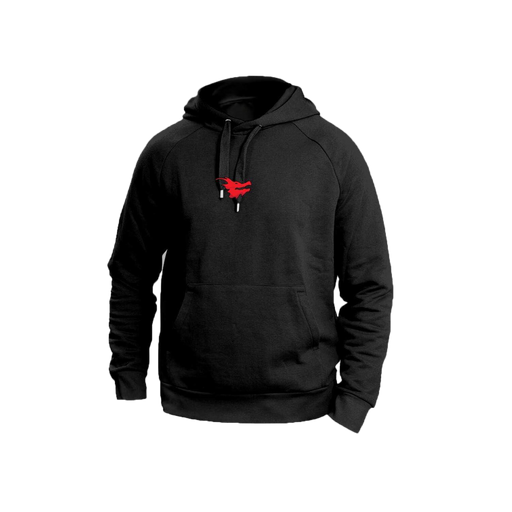 Red Dragon Head Hoodie