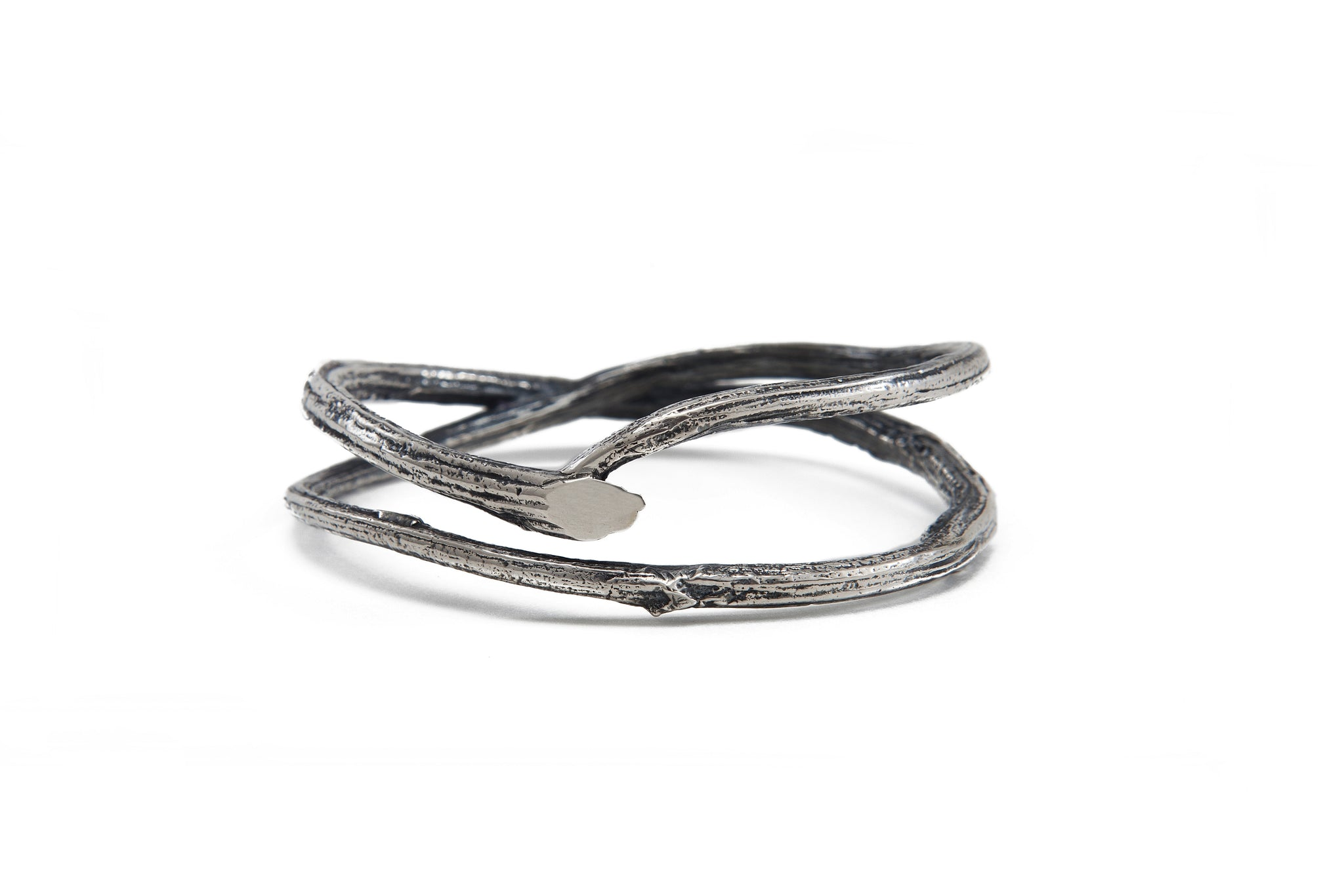 Double Branch Bangle