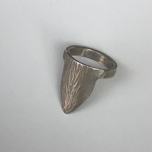 Shield Ring, Size 7.5