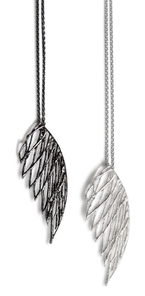 Palm Single Wing Pendant