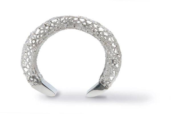 Edged Lace Bracelet